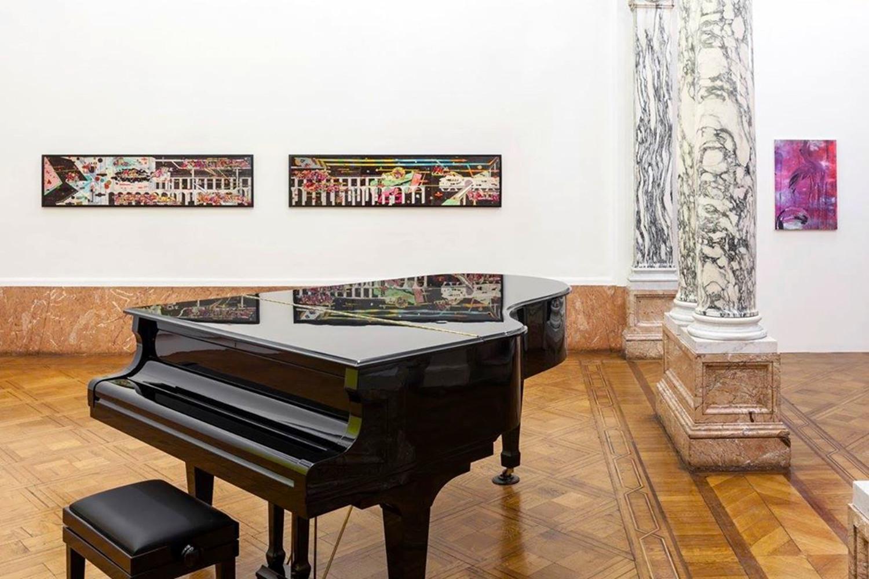 Istituto Svizzero, Rome — © 2016, Manon Wertenbroek